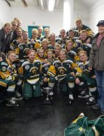 ... The Humboldt Broncos